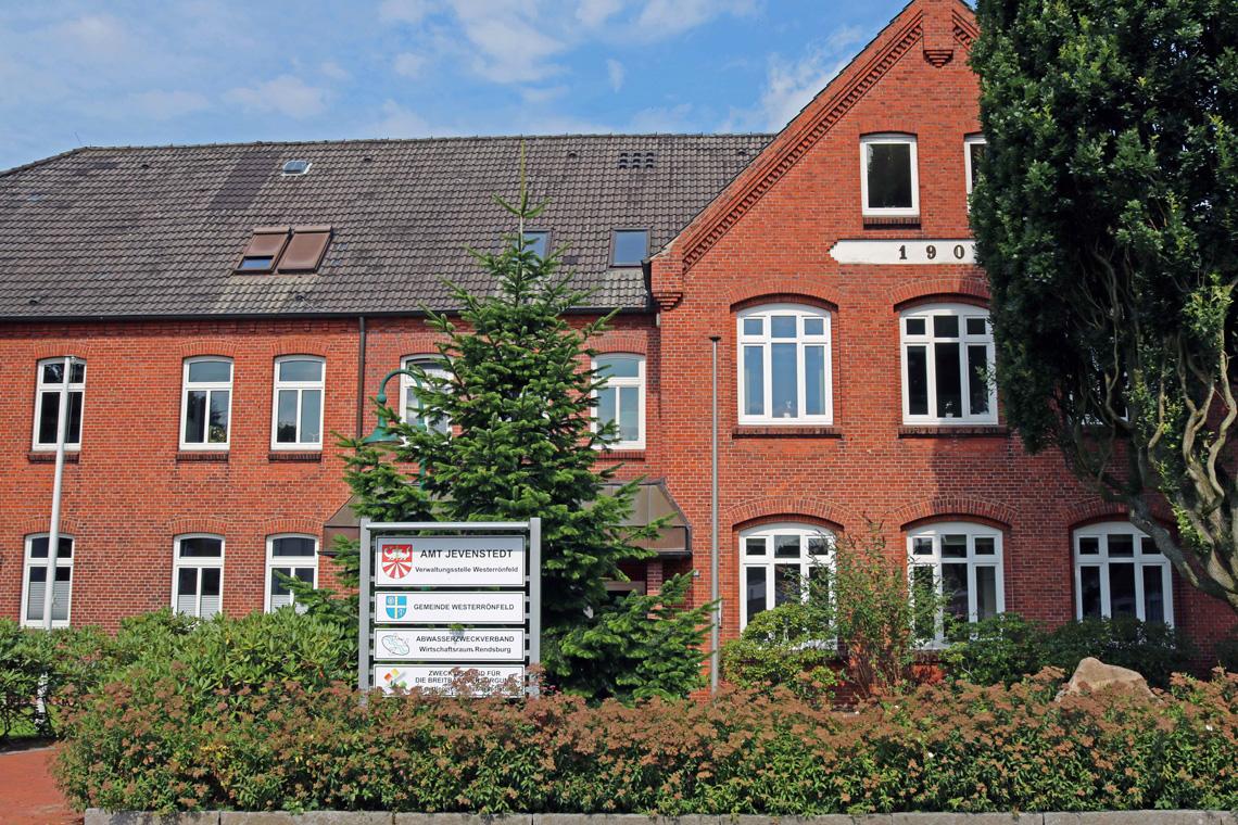 Verwaltungsstelle Westerrönfeld